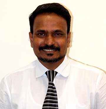 Mr. Yogesh Uttam Sawant